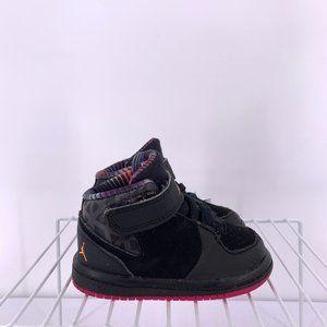 Nike Air Jordan 1 Flight 3 Black Girls Size 4c